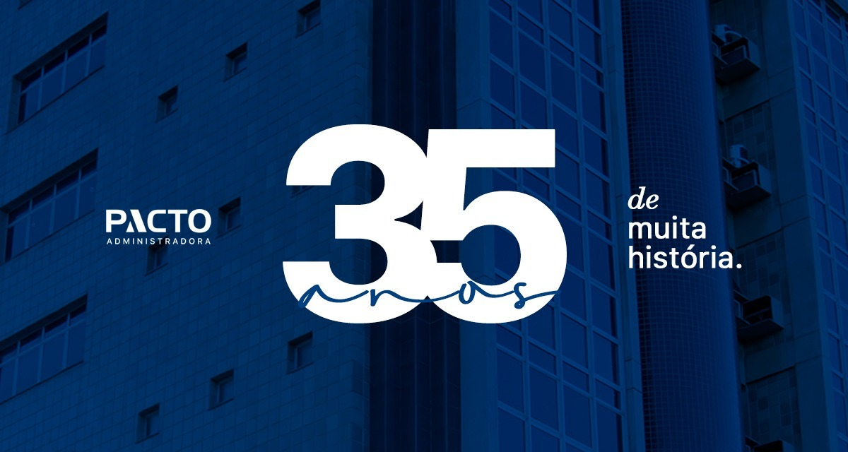 Retrospectiva PACTO 35 anos: uma história de excelência, inovação e profissionalismo
